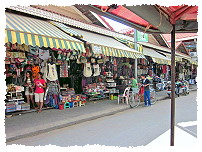 Souvenir Shops in Siem Reap