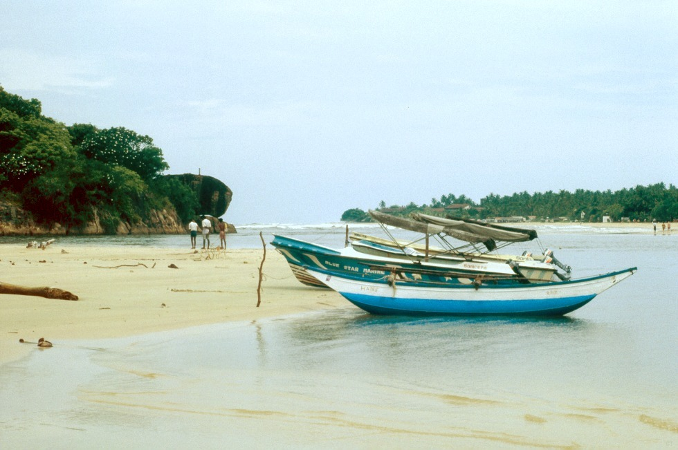 Bentota Sri Lanka  city photos gallery : Der ehemalige Robinson Club Bentota auf Sri Lanka