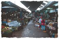 Markthalle Chiang Mai
